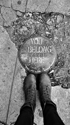 You Belong Here, Water Cover, New Orleans