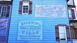 Vintage CocaCola Sign,