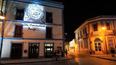 Resturant, Camagüey, Cuba