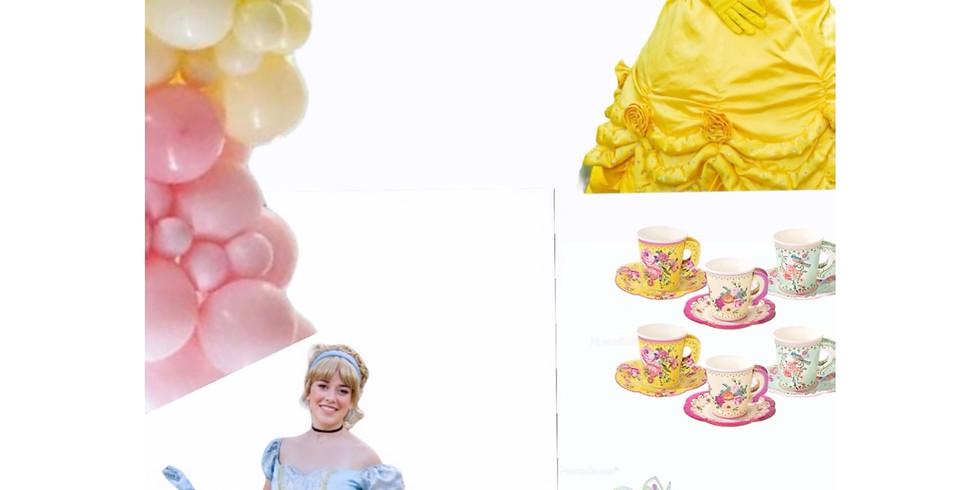 Magical tea party 3/14 2-4pm