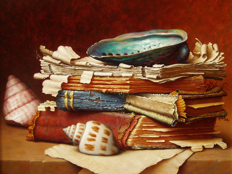 Artist Advice: Russell Gordon, Oil Painter