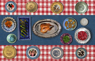 """""""Dinner With Myself,"""" by Anna Hunziker, 19"""