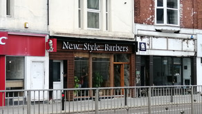 We review New Style Barbers on Mutley Plain