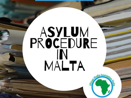 Asylum procedure in Malta