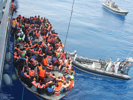 After 5 days at sea, 239 migrants from Africa are still denied access to Europe