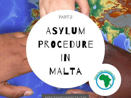 Asylum procedure in Malta part.2