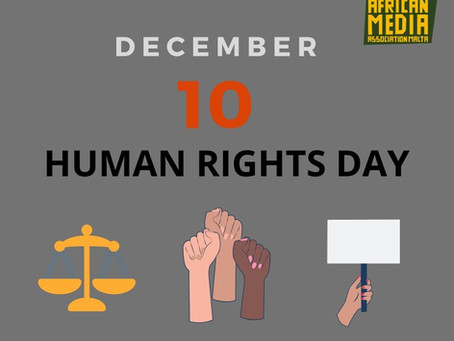 HUMAN RIGHTS DAY. Youth Standing Up for Human Rights