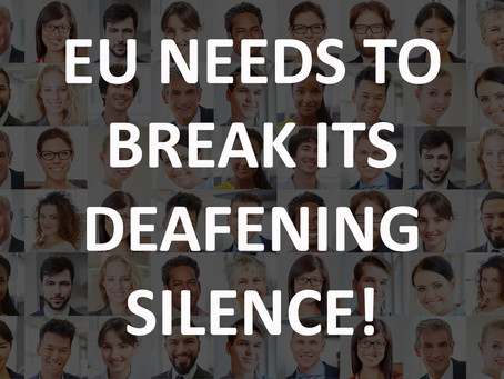 The European Commission must priorise addressing police violence and structural racism in the EU