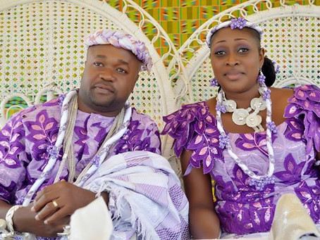 Weddings in Cameroon. #3 of the series