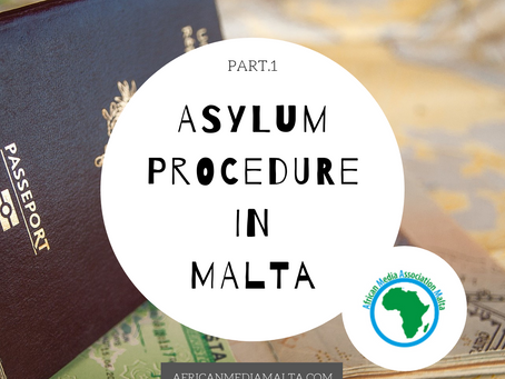Asylum procedure in Malta part.1