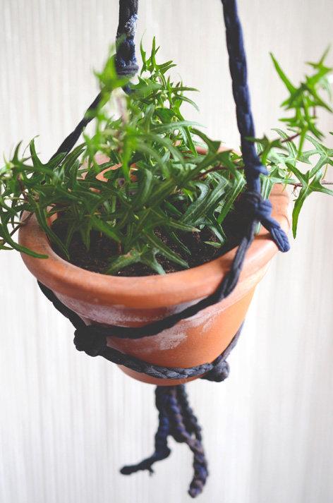 Atelier Upcycling en ligne : Suspension Florale