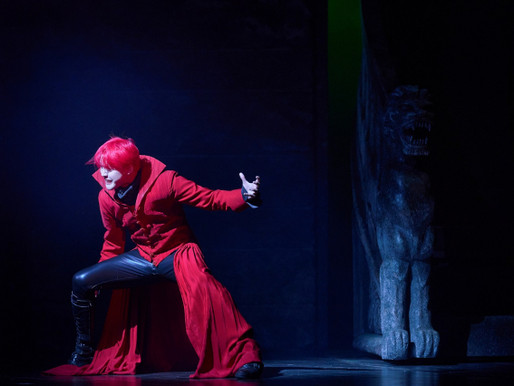 [2021 Dracula Review] Enjoying 'Dracula' From Another Angle