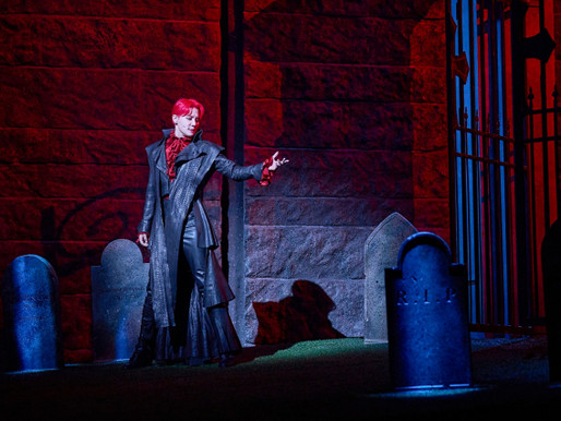 """[2021 Dracula Review] """"Sorry I Didn't Recognize You Sooner.."""""""