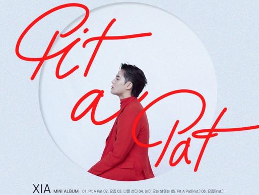 Pit A Pat D-7: Track Info & MV Teaser