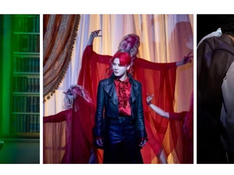 [2021 Dracula Review] Dracula's Blood-Red Seduction