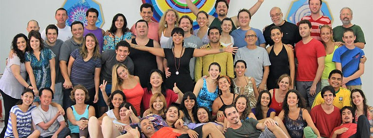 Workshop com Prem Samit em 2012