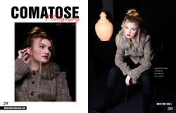 COMATOSE 5 ISSUE16