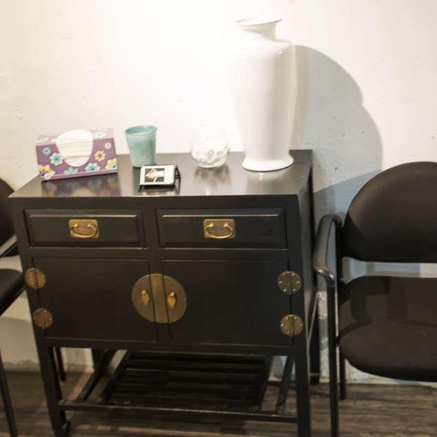 Photography Studio Dressing Room
