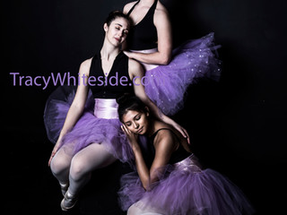 Creative Dancers Photo Shoot