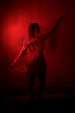 Tracy Whiteside Red Light