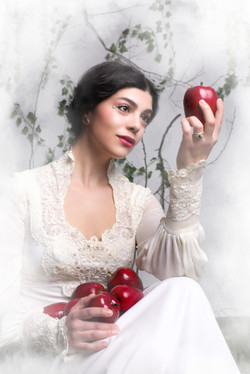 Snow White's Apples Tracy Whiteside haze