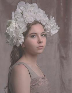 Tracy Whiteside Photography Flower Girl