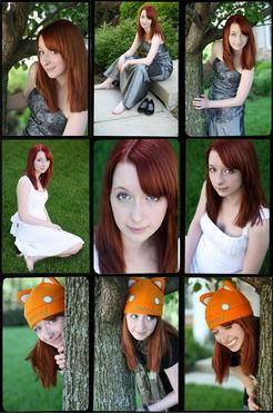 Senior Portraits Teen Girl