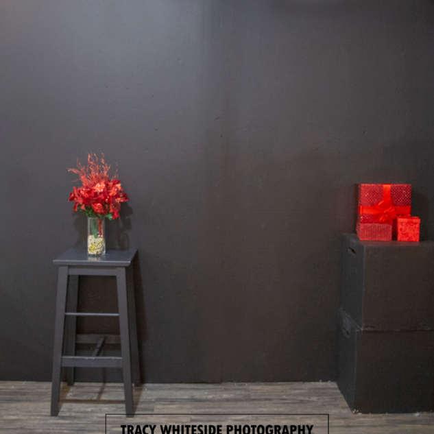 Holiday Studio Set Up