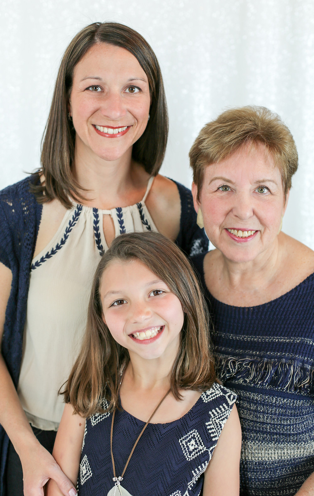 3 generations of gorgeous!
