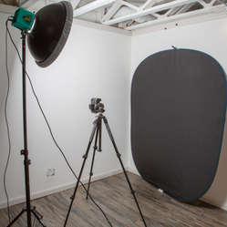 Photo Studio Set Up