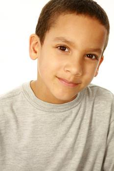 Actor headshot of boy