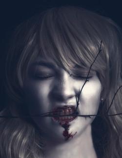 Bleeding Love Tracy Whiteside Photograph