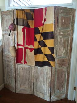 Item: Antique doors