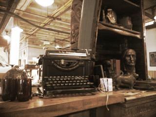 L C Smith Typewriter