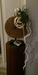 Antique Wheel; Mid-century Plant Stand : NW DC