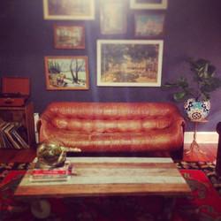 Item: Retro lounge