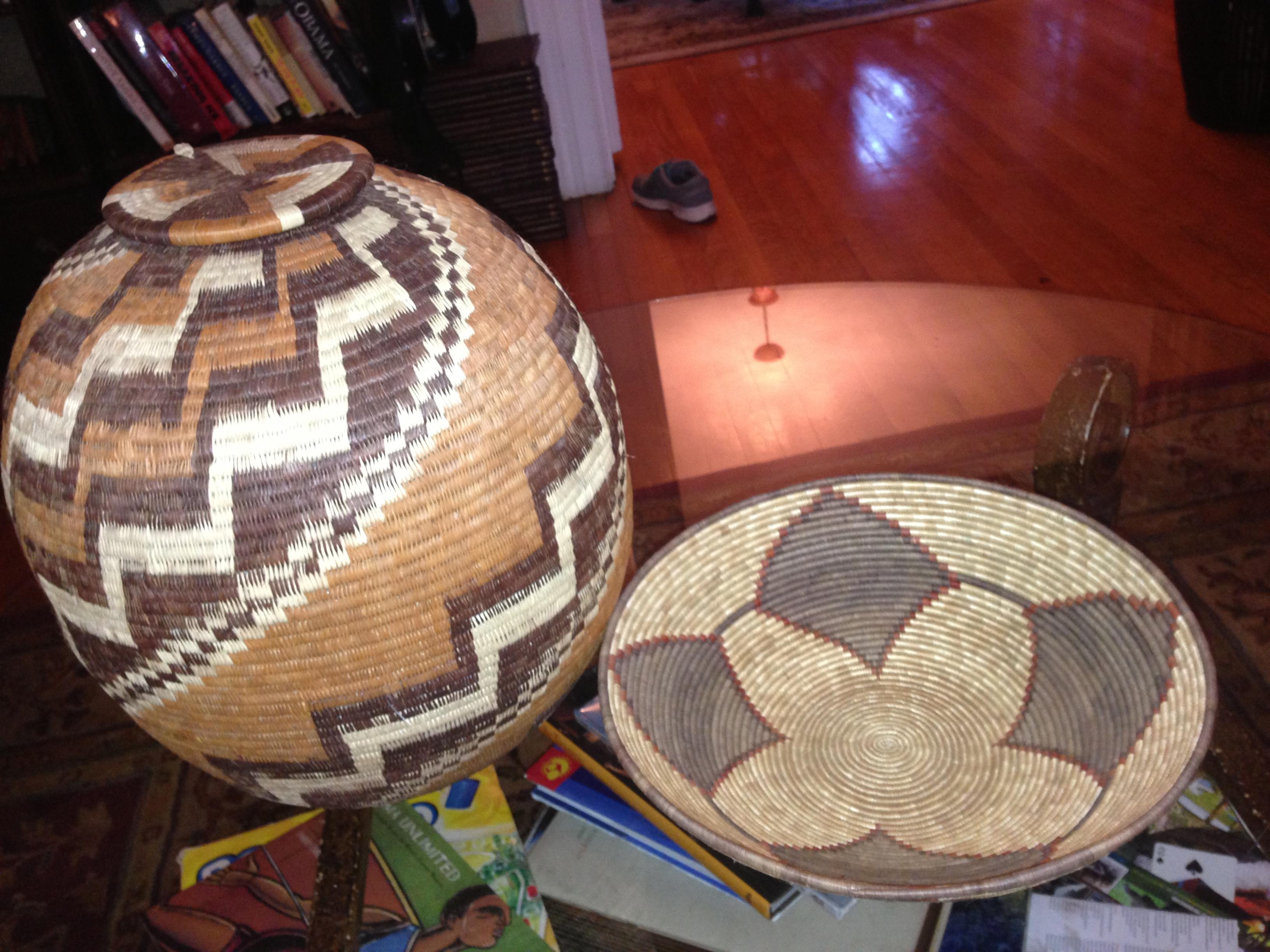 Item: Botswana bowl