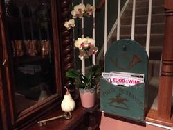 Item: Antique mailbox