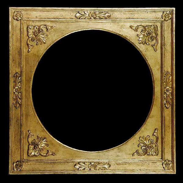 vintage Gilded frame for art