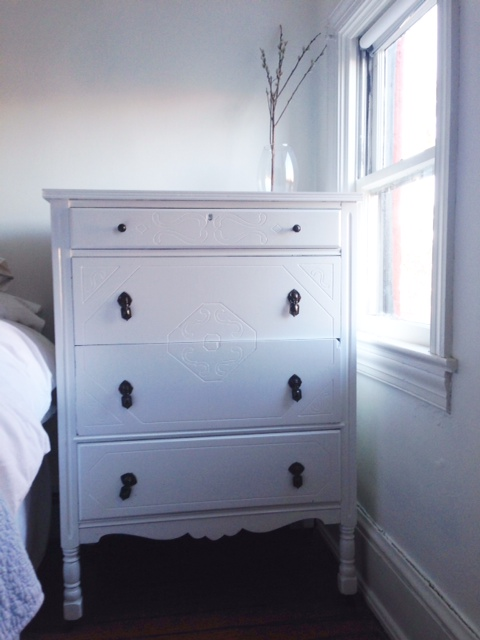 Item: Antique dresser