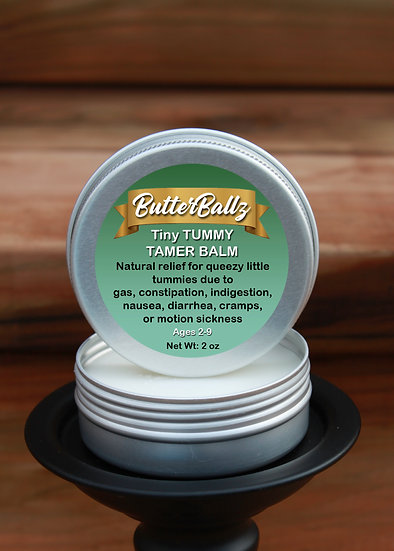 Tiny Tummy Tamer ButterBalm
