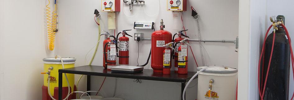 PHILLIPS FIRE EXTINGUISHER SERVICE