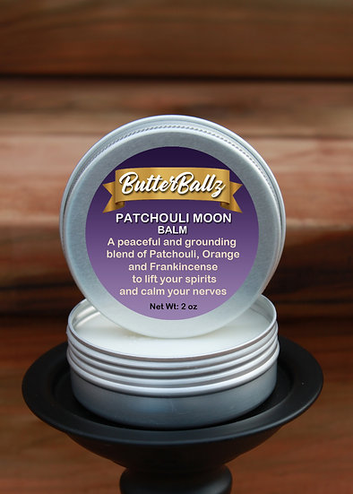 Patchouli Moon ButterBalm