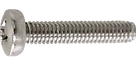 4 x 12 P.H. S.Steel Machine Screw 1-500x