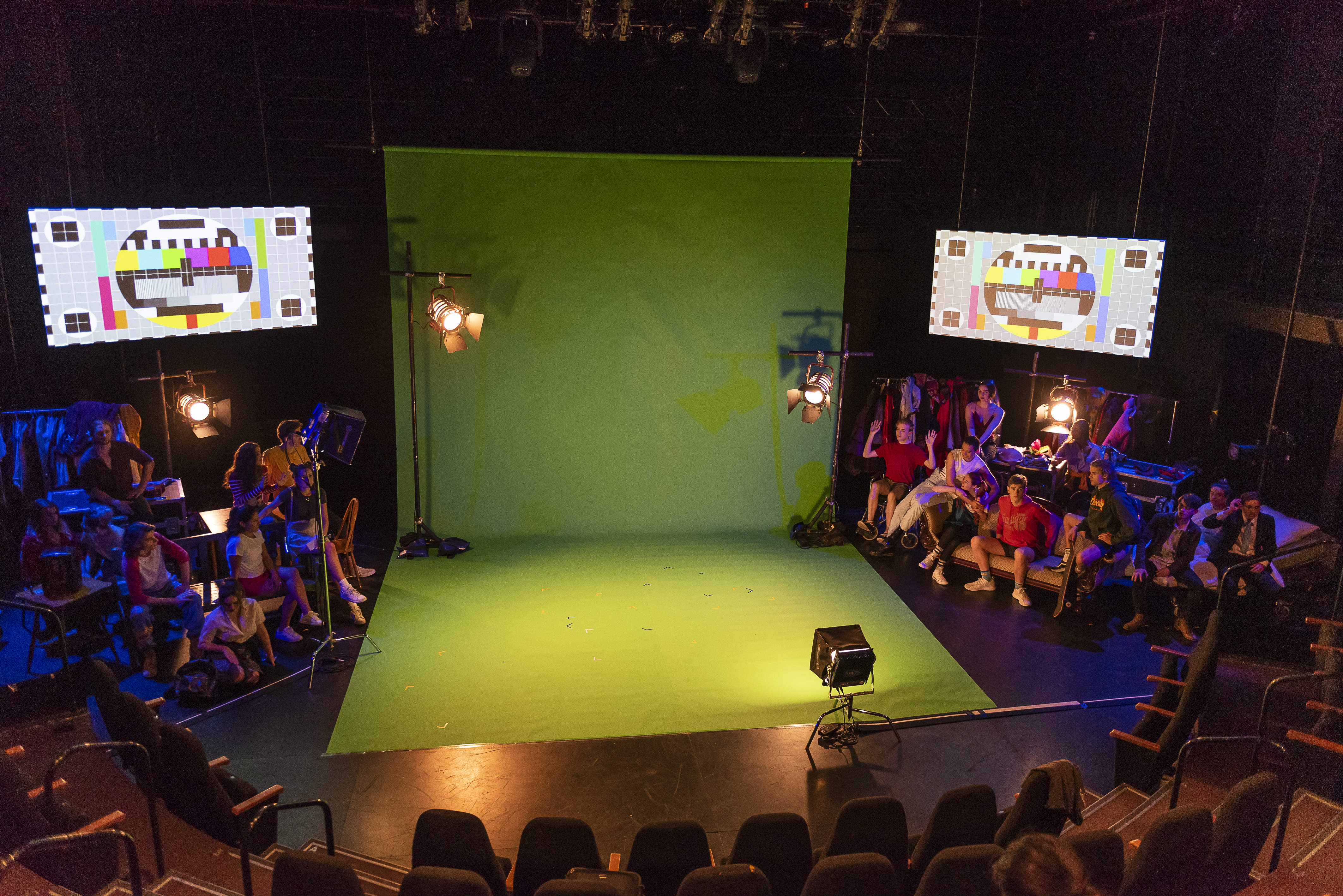 Stage and Screen Showcase