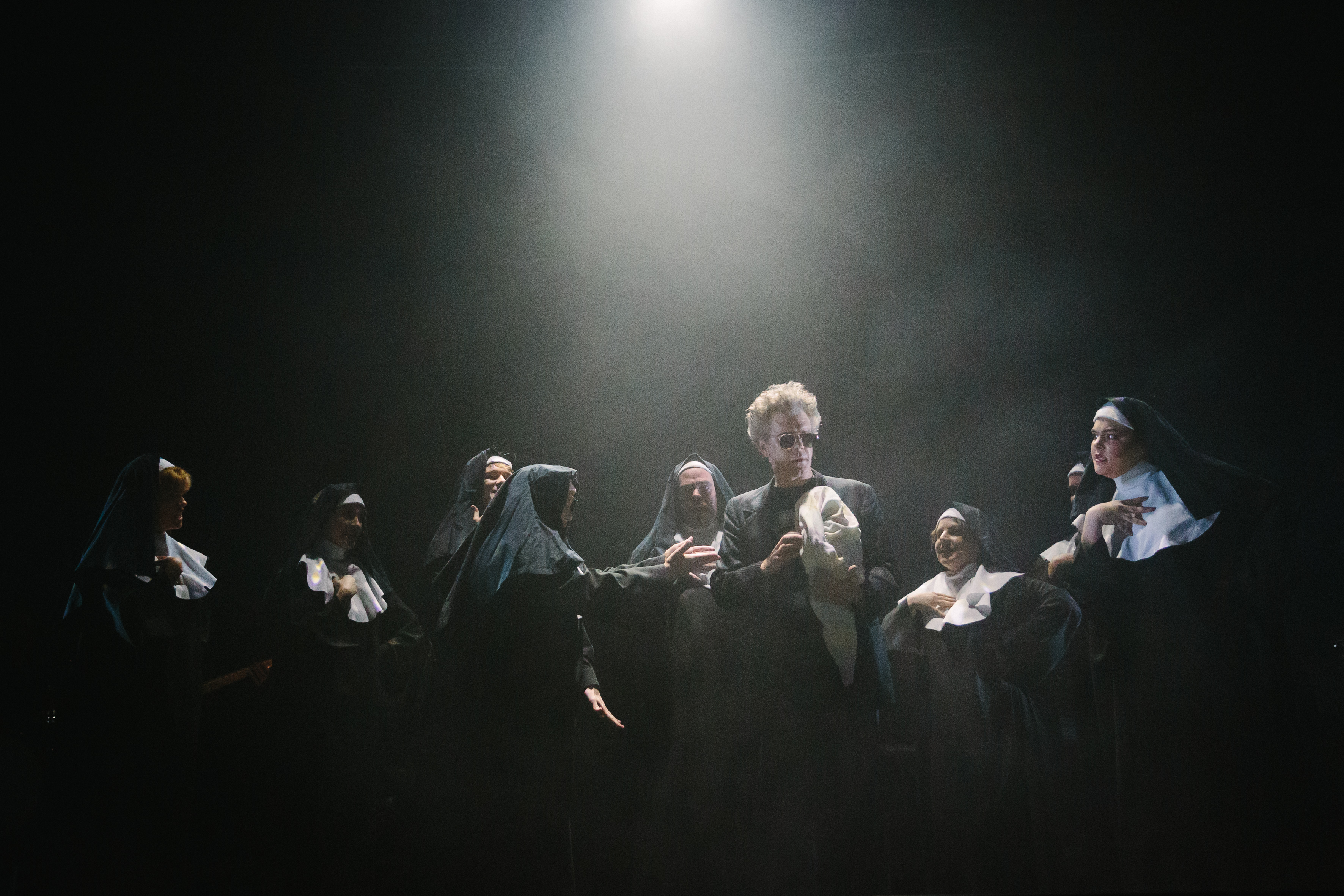 Good Omens the Musical