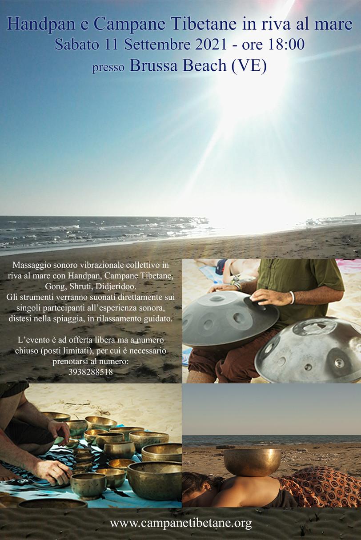 Sabato 11 Settembre 2021 - Brussa beach