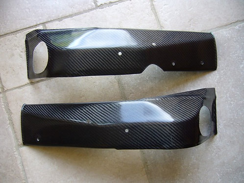 Protections cadre GSXR 600-750 2000-2001-2002-2003