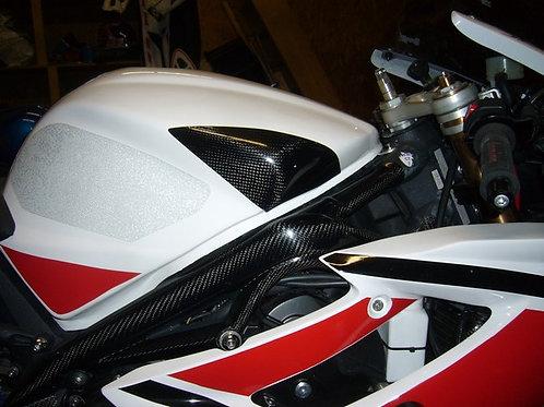 Protections réservoir DAYTONA 675 2007-2012