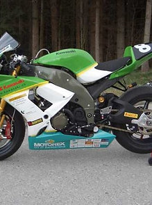 Kit Carénage ZX10R 2008-2010